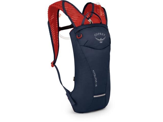 Osprey Kitsuma 1.5 Sac à dos d'hydratation Femme, blue mage